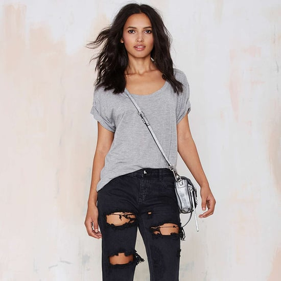 Where to Buy Ripped and Distressed Jeans 2015