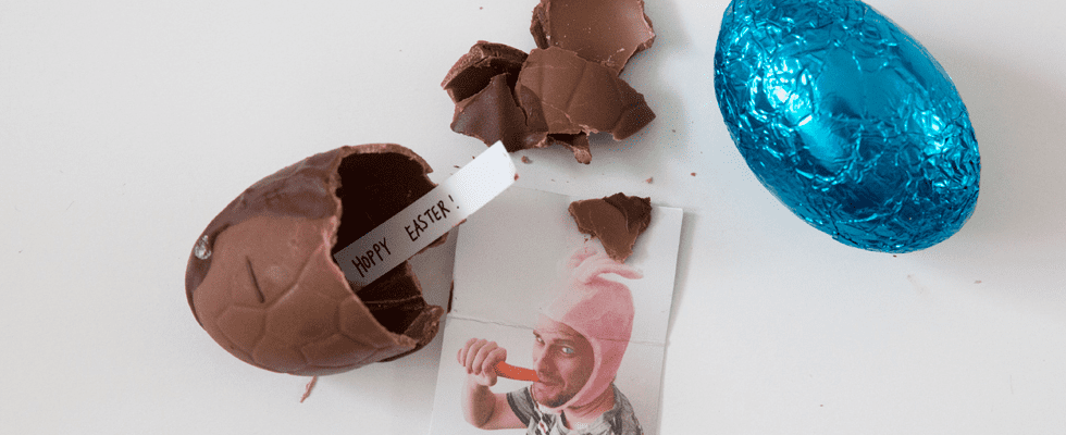 An Unexpected Easter Egg DIY That's Just Adorable