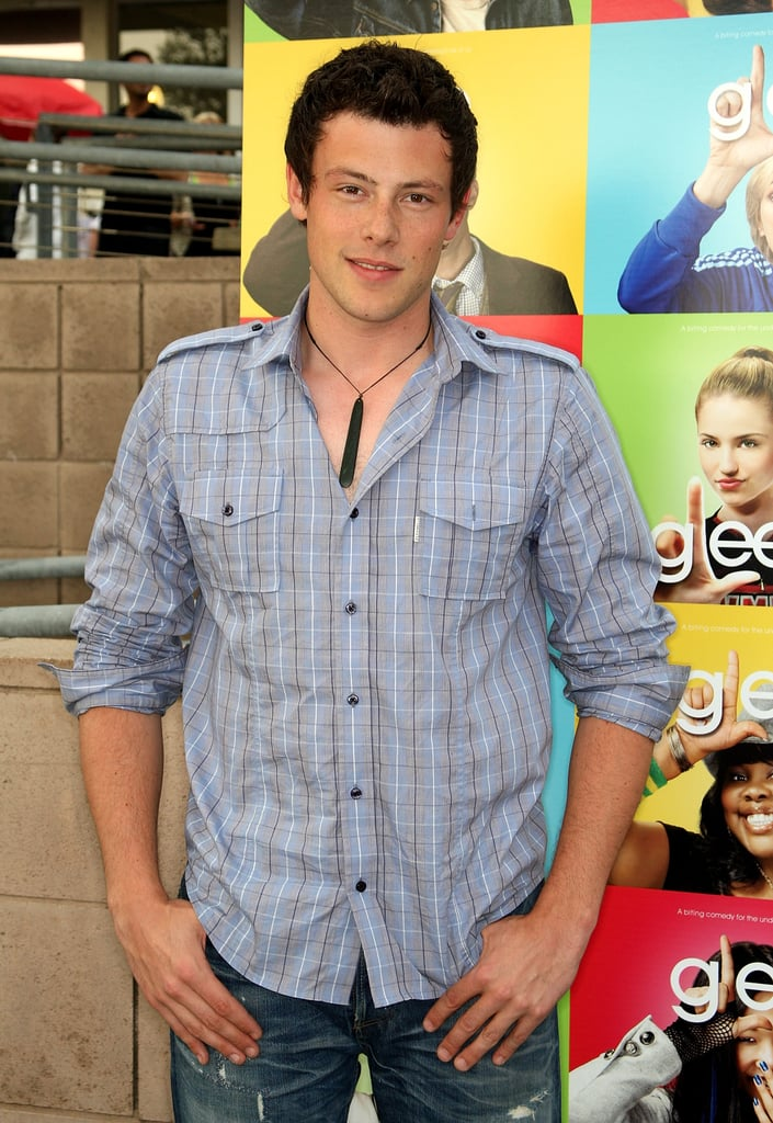 Cory Monteith attended a screening of Glee in Santa Monica, CA, in May 2009.