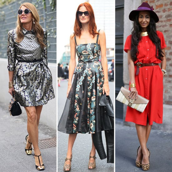 Street style trends have been updated! This time with the best from Milan.