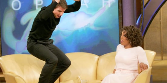 Tom Cruise Jumped On Oprah's Couch And Lost His Mind 11 Years Ago