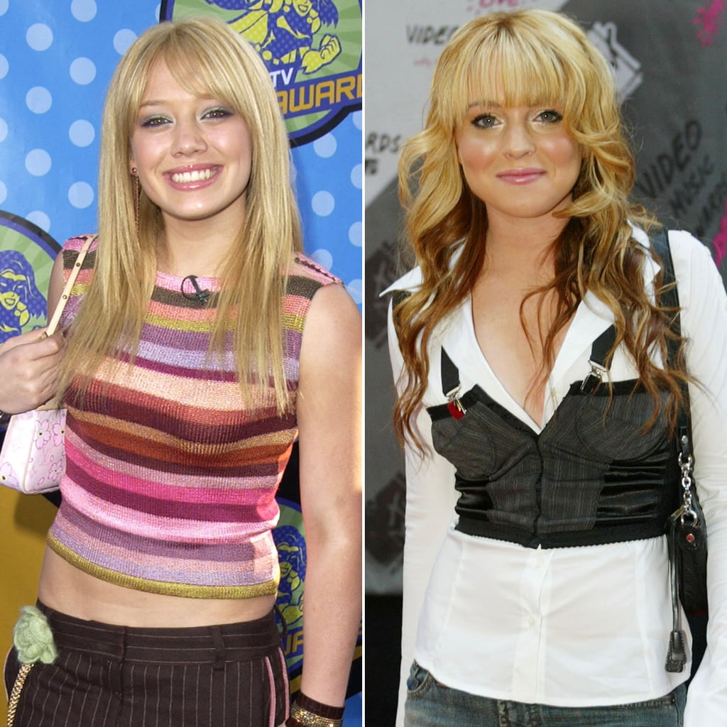 She Feuded With Lindsay Lohan