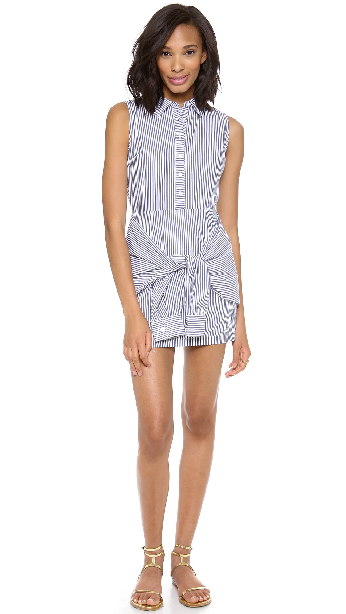 JOA Shirtdress
