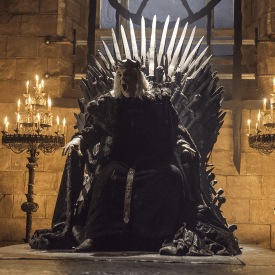 Game of Thrones Mad King Theory