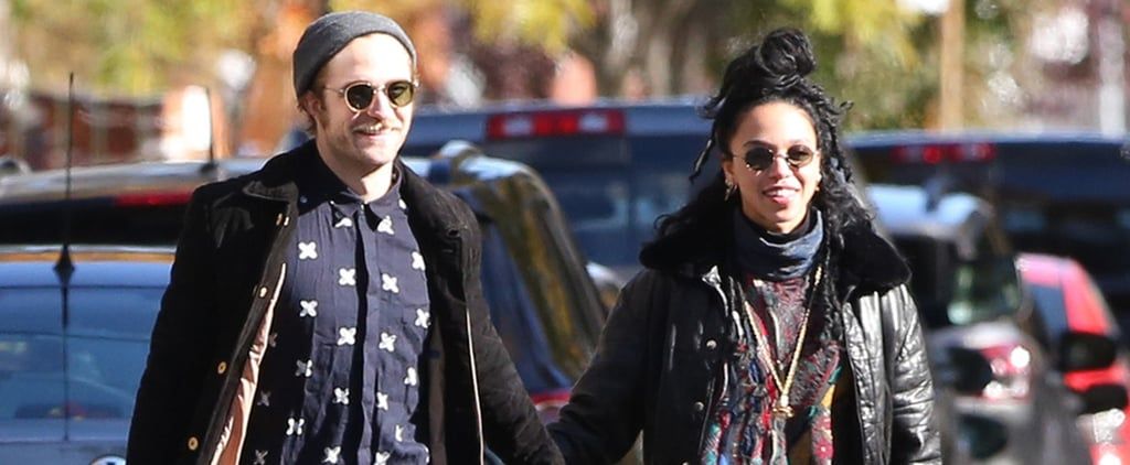 Robert Pattinson and FKA Twigs's Guide to #RelationshipGoals