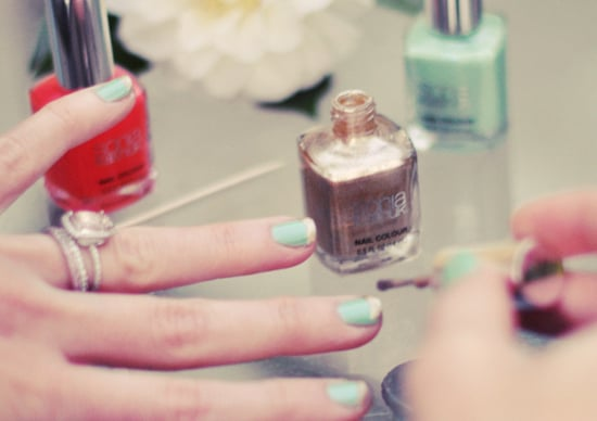 How to Paint Your Nails Perfectly