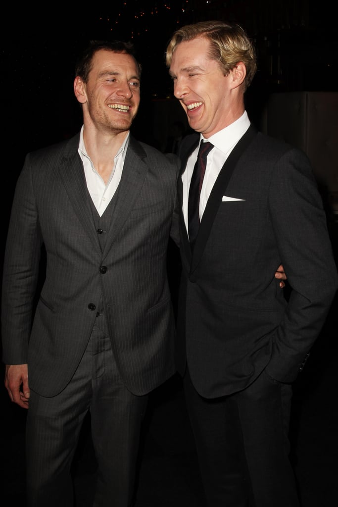 Then there's that awesome time he had a dance-off with Benedict Cumberbatch.