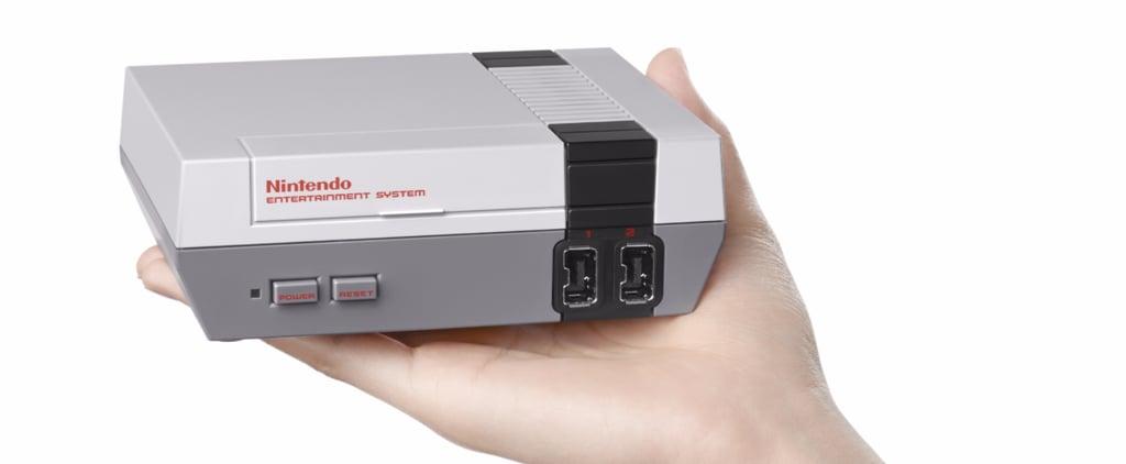 Nintendo Isn't Done Rocking Your World With '90s Nostalgia