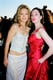 Kate Hudson posed with Rose McGowan.
