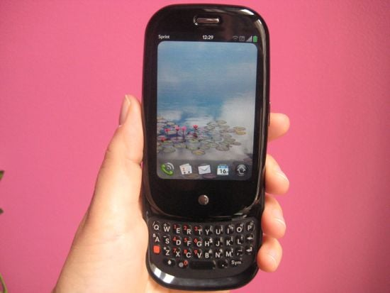 A Review of the Palm Pre