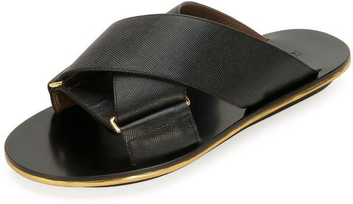 Marni Slide Sandals