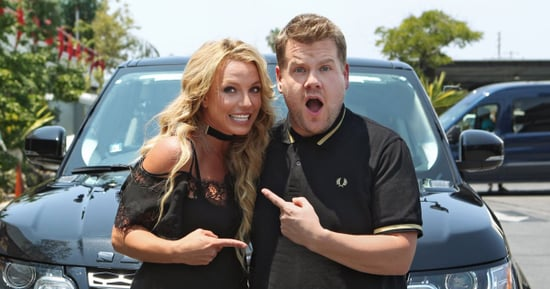 Britney Spears Confirmed to Join James Corden for Carpool Karaoke