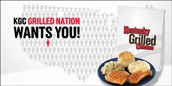 KFC Giving Away Free Chicken on Monday, Oct. 26