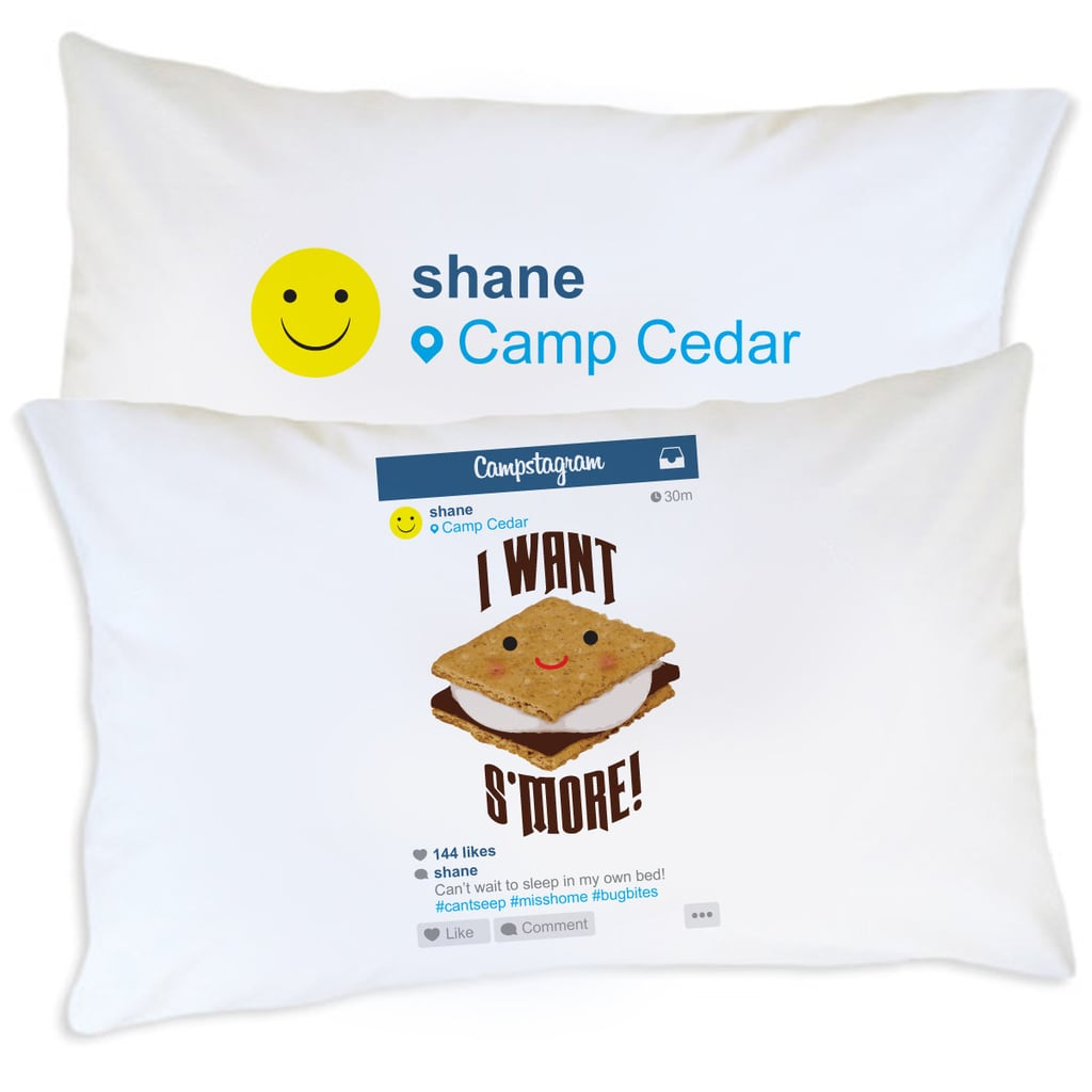 Personalized Camp Pillowcase