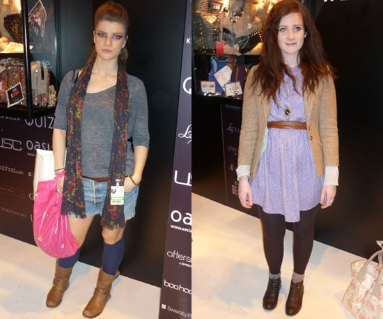 Street Style Spotting at the 2010 Clothes Show Live