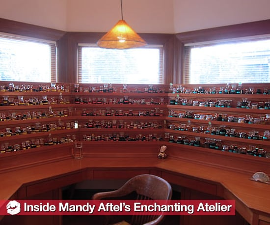 Lessons on Natural Perfume, Ambergris, Musk, and Perfume Making With Mandy Aftel
