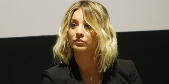 Kaley Cuoco Angers Internet With Pic Of Dogs On Top Of American Flag