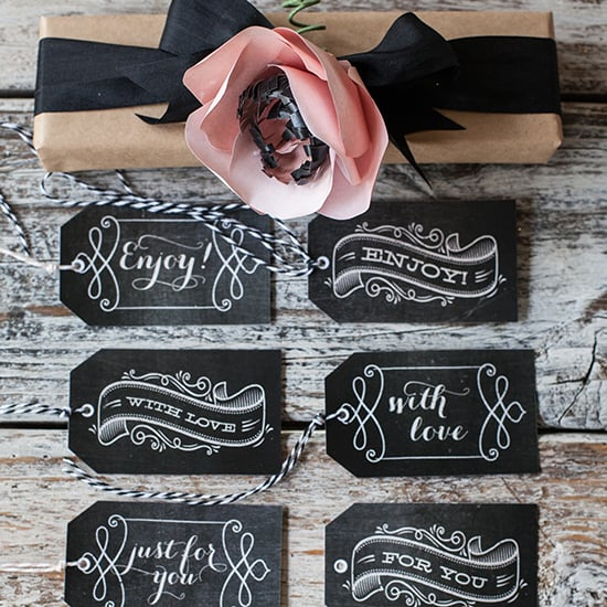 Free Printable Wedding Favors