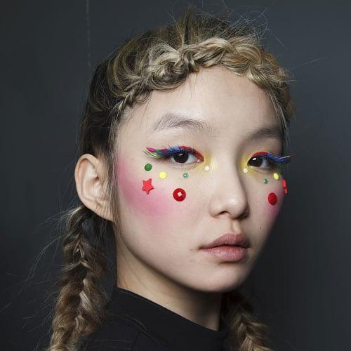 Eyelashes Top Trend From Paris Fashion Week Autumn 2014