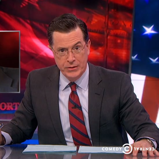 #CancelColbert and The Colbert Report Tweet
