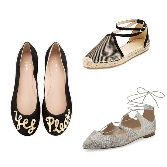 Wear-With-Everything Flats