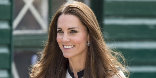 Kate Middleton Goes Military Chic In Repeat Alexander McQueen Outfit