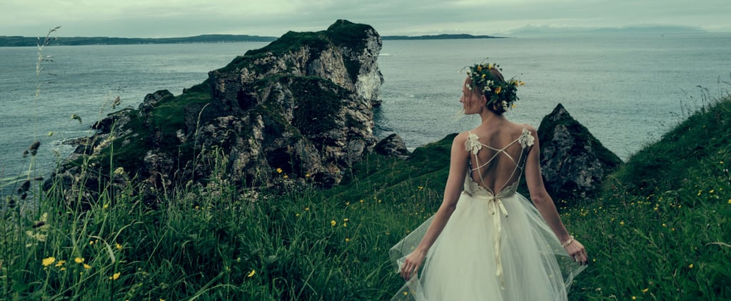 BHLDN's Enchanted Autumn Wedding Collection Will Give You Butterflies