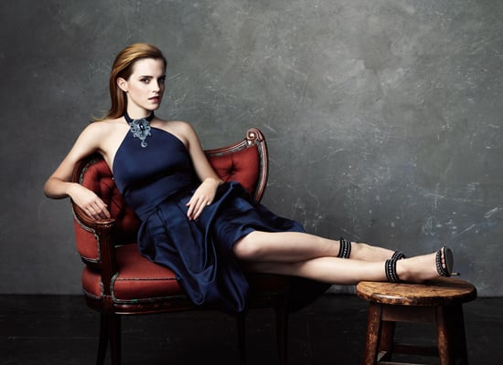 Emma Watson Shows Her Sophisticated Side