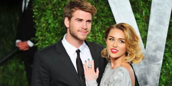 Liam Hemsworth Confirms His Relationship With Miley Cyrus In The Most Cryptic Way
