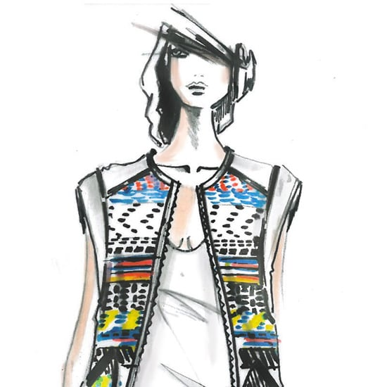 Sketched Out: Preview 24 Spring Collections From New York Fashion Week
