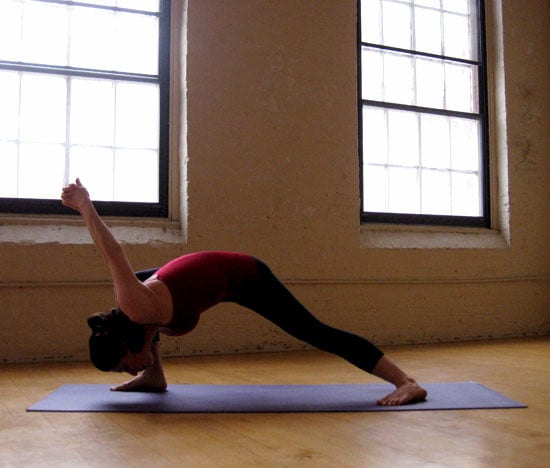 Yoga Pose That Stretches the Hips