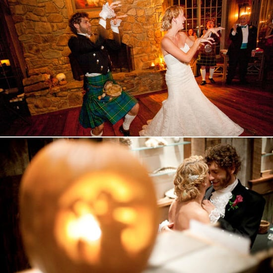 Thrilling First Dance