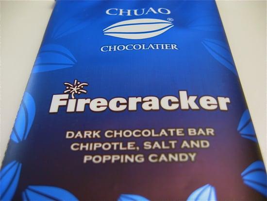 Taste Test: Chuao Firecracker Chocolate Bar