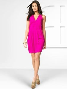 Online Sale Alert! $98 Dress Sale at Banana Republic