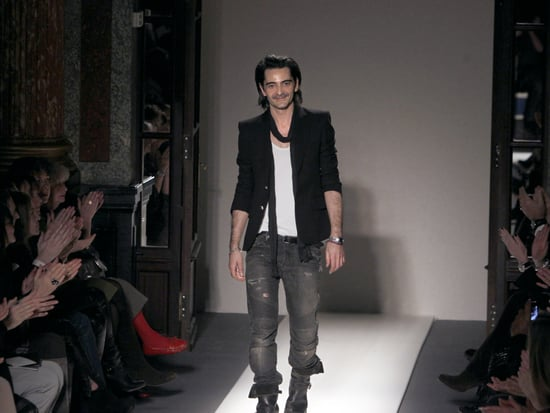 Christophe Decarnin Out at Balmain, and Not Just Because of His Show Absence