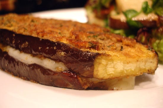 'Wich of the Week: Eggplant Grilled Cheese
