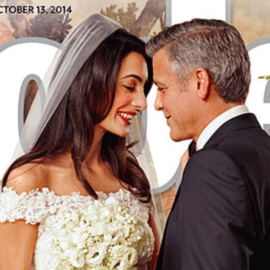 George Clooney and Amal Alamuddin Wedding Photos