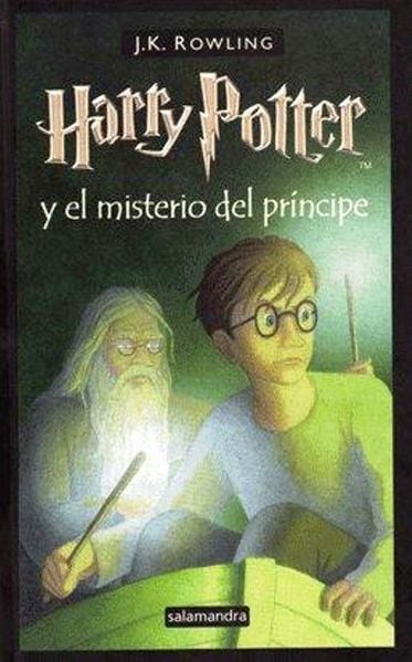 Harry Potter and the Half-Blood Prince, Spain
