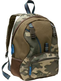 Gap Camo Backpack