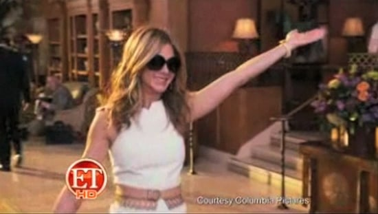 Video of Jennifer Aniston With Brooklyn Decker and Adam Sandler in Just Go With It