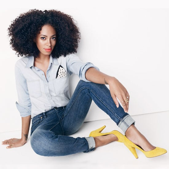 Sneak Peek! The Complete Solange X Madewell Fall Ad Campaign