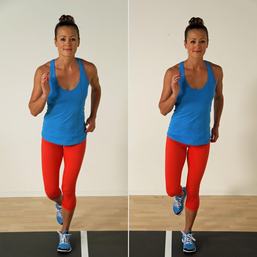 Single-Leg Lateral Hops