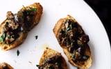Chicken Liver Crostini Recipe