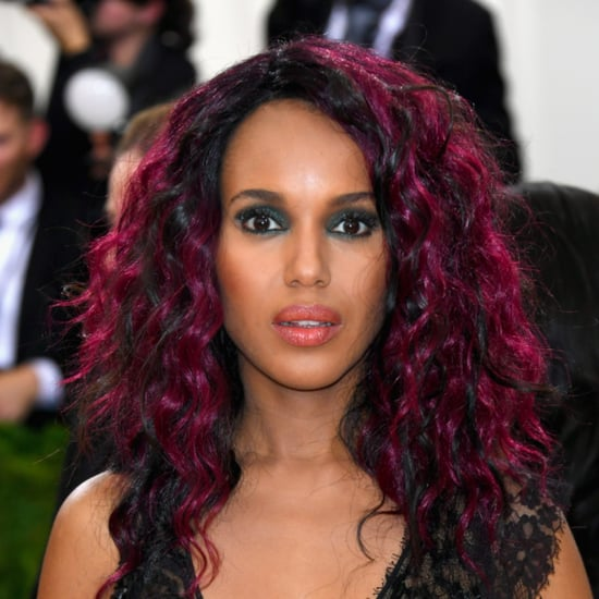 Kerry Washington's Hair at Met Gala 2016