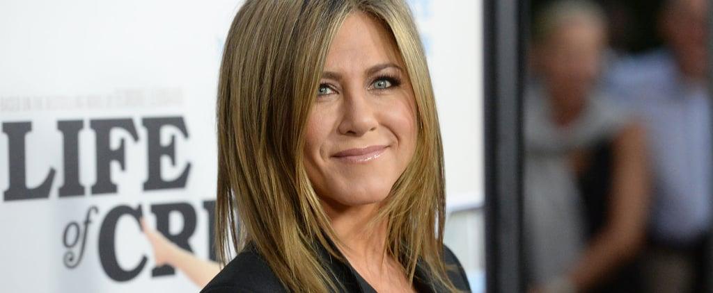 Jennifer Aniston Strips Down Like Never Before