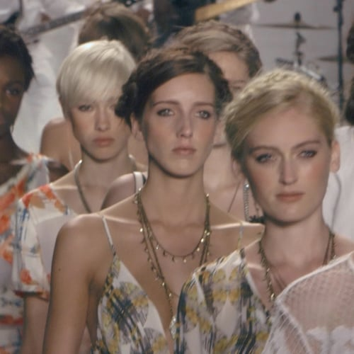 Rebecca Minkoff Spring 2014 Fashion Week Interview | Video