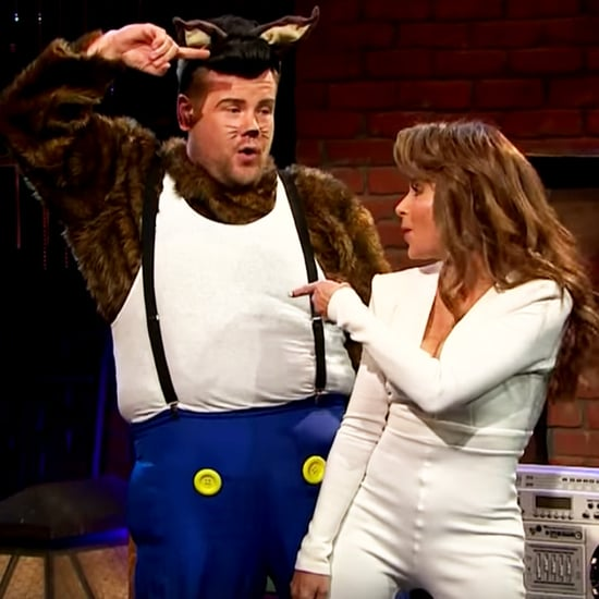 "James Corden and Paula Abdul's ""Opposites Attract"" Video"