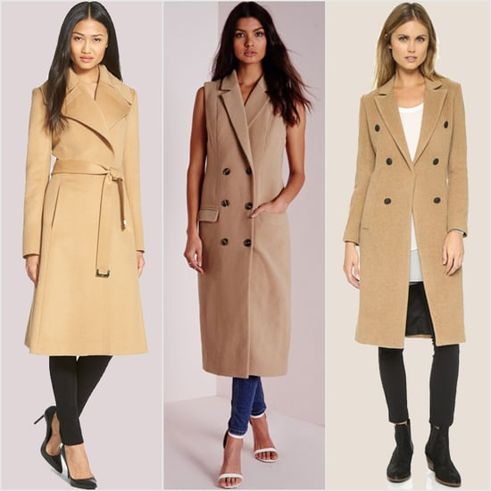 Where to Buy the Best Camel Coats
