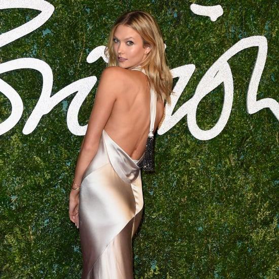 Best Dressed at the British Fashion Awards 2014