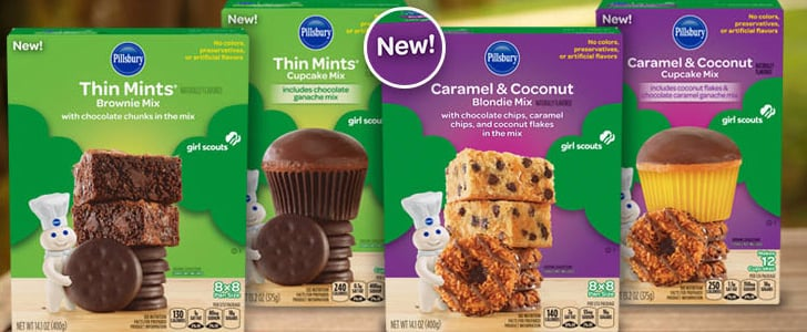 Pillsbury Partners With Girl Scouts For Its New Baking Mixes